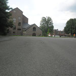 mijnterrein en het huidige gemeentehuis van Fléron