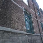 voorzijde administratiegebouw