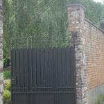 poort, hoofdingang