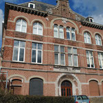 Het voormalige administratiegebouw