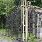 Louis-Lambert, detail van de poort