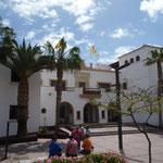 gings in die Stdt auf Fuerteventura