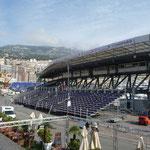 die Formel-1-Strecke von Monaco!