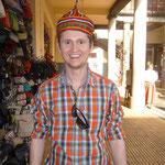 keine Angst, die schmeichelnde Mütze habe ich NICHT gekauft, obei farblich passend ;)