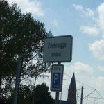 wir sind in Belgien