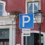"""Parkplatz zum Restaurant """"F.R.E.S.S."""" :D"""