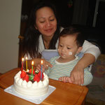 Mom´s birthday 40