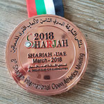 meine Medaille