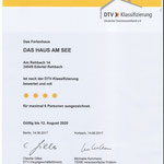 DTV 4 Sterne Ferienhaus