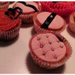 Chocolat Girly Cupcakes