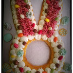 Easterbunny Numbercake