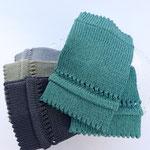 """Stulpen """"Carina"""" // Baumwolle Viscose // Farbe 207 // Farbe nicht verfügbar // Farbe 37 // Farbe 220 (v. l. n. r.)"""