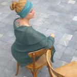 "Stirnband ""Liana"" // Baumwolle Viscose // Farbe 220"