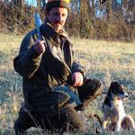 Philippe, Organisation, Hundeführer von Dexter