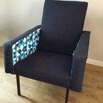 fauteuil vintage scandinave