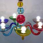 BUBBLE-lampadario-di-murano-colorato-e-ricambi
