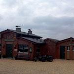 Rothaarsteig: Kaffeepause auf der Hoheleyer Hütte (Grenzweg)