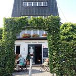 der Rhein-Weser-Turm. Der Turm wird auch als Standesamt genutzt