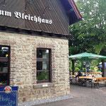 Marsberg. Bratwurst im Bleichhaus