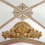 Kirche Oesdorf: Bildnis von Gott Vater