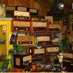 Es ist kein Rundfunk- Museum. Aber interessant ist es doch.