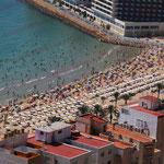 2010-08-25 Spanien - Alicante  - Strand © Pekasus1988