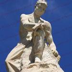 2010-08-23 Spanien - Alicante  - Statue © Pekasus1988