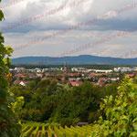 2012-07-28 Schönberg - Reeb-Berg - Aussicht auf Freiburg PS 5.1 © Pekasus1988