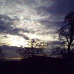2007-11-30 Rengoldshausen - Sonnenuntergang © Pekasus1988