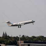 2014-09-04 Berlin-Tegel-Flughafen 007 D-ADCL Gulfstream 550 GLF5© Pekasus1988