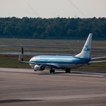 2014-09-04 Berlin-Tegel-Flughafen 002 PH-BXZ Boeing 737-8K2© Pekasus1988