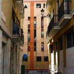 2010-08-23 Spanien - Alicante  - Seitenstraße © Pekasus1988