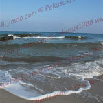 2008-08-22 Graal-Müritz - Fussabdruck © Pekasus1988