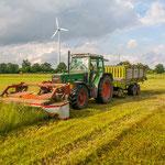 2013-06-15 Rothenhausen - Mähen - Fendt Farmer 311LSA - Claas Sprint 320 K - Bild 63 (PS CS6)