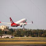 2014-09-04 Berlin-Tegel-Flughafen 011 D-ABLC Boeing 737-76J© Pekasus1988
