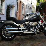 2010-09-05 Lübeck - Harley Davidson © Pekasus1988