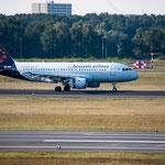 2014-09-04 Berlin-Tegel-Flughafen 023 OO-SSV Airbus A319-111© Pekasus1988