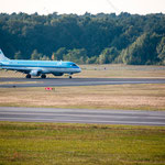 2014-09-04 Berlin-Tegel-Flughafen 045 PH-EZM Embraer ERJ-190-100STD© Pekasus1988