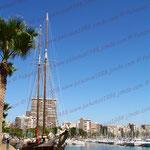 2010-08-21 Spanien - Alicante  - Hafen © Pekasus1988