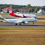 2014-09-04 Berlin-Tegel-Flughafen 038 LZ-PLO Embraer ERJ-190-100AR© Pekasus1988