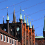 2010-09-05 Lübeck - Kirche © Pekasus1988