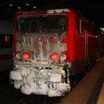 2010-12-27 Berlin HBF - Bahn-Schnee-Chaos © Pekasus1988
