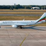 2014-09-04 Berlin-Tegel-Flughafen 034 LZ-PLO Embraer ERJ-190-100AR© Pekasus1988