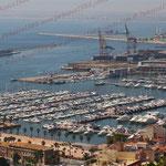 2010-08-25 Spanien - Alicante  - Hafen © Pekasus1988