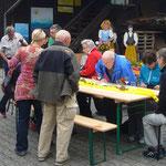 Wandergruppe aus Winterthur