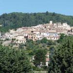 Le village de Villeneuve