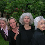 Four Ladies For Jazz (2006 - 2008)
