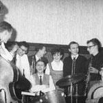 Collegium Jazzicum - Anfang 60er Jahre