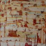 Material: Öl/Lack auf Leinwand     Maße: 120x100