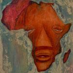 Material: Oil/varnish on wood, measures 60x50cm